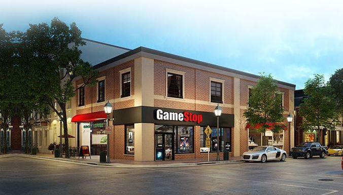 GameStop Location