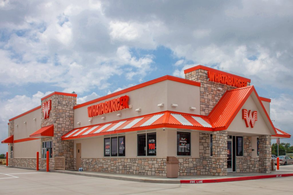 Whataburger Restaurant