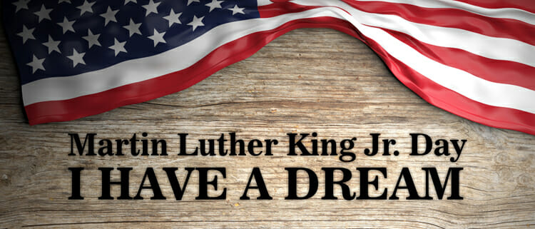 Martin Luther King Jr Holiday