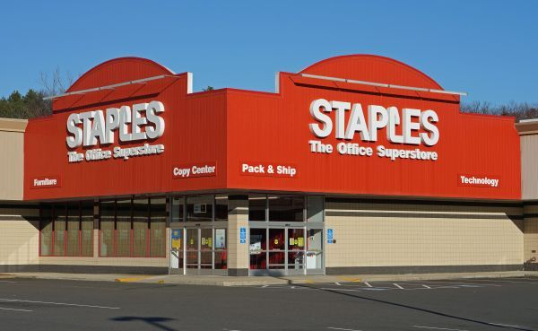 Staples Hours